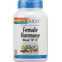 Solaray Female Hormone Blend