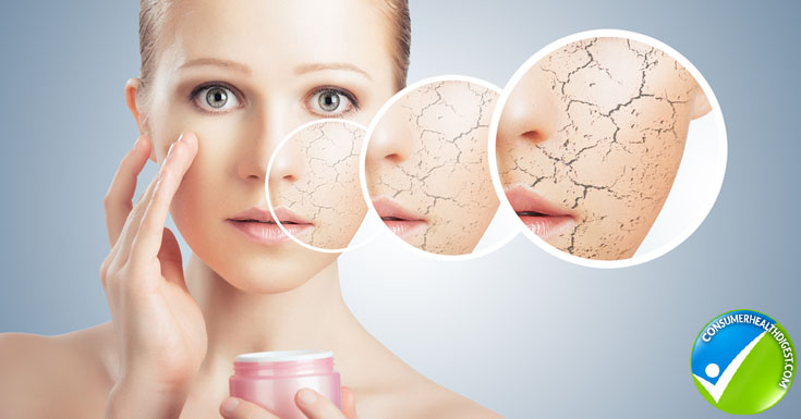What Causes Dehydrated Skin