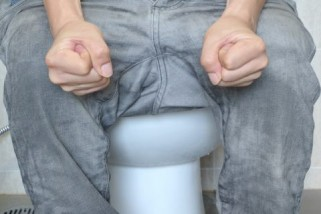 constipation links to water retention