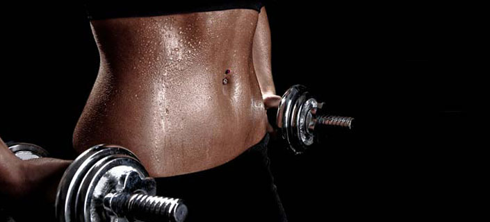 To burn fat do you have to sweat