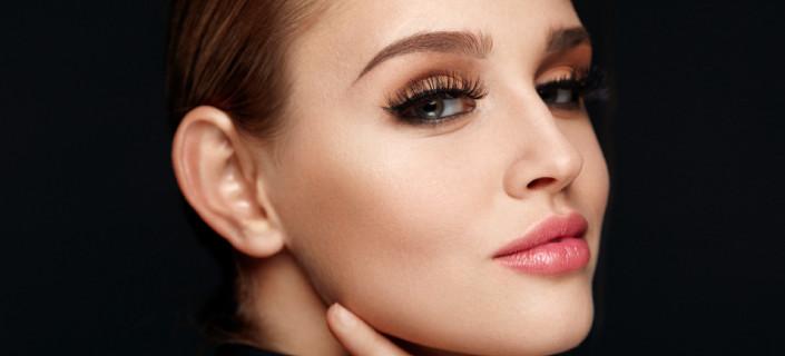 woman want Long Eyelashes