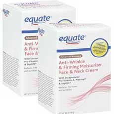 Equate Face & Neck Cream