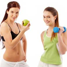 Exercise Vs Diet In Fat Loss