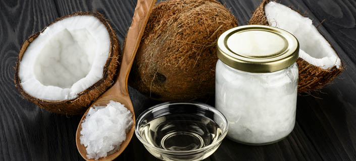How To Use Coconut Oil To Reduce