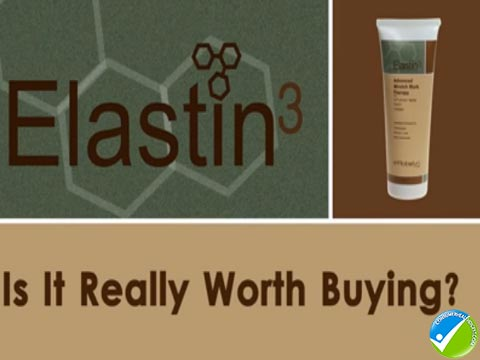 Elastin 3 Review: Is It Worth To Buy This Cream?