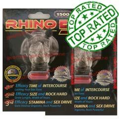 Rhino 5 Pills