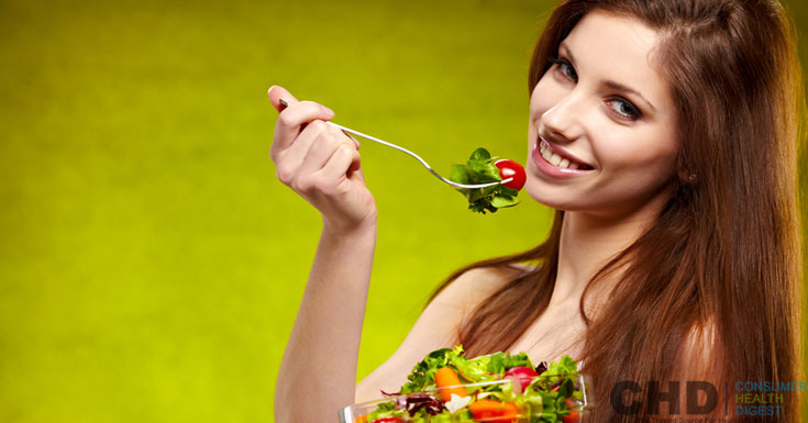 Can Diet Help to Reduce under Eye Dark Circles