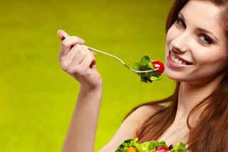Diet Help to Reduce Under Eye Dark Circles