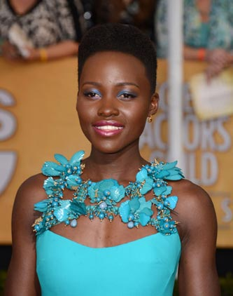 Lupita Nyongo Look