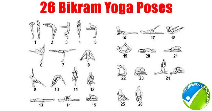 Bikram Yoga Help Prevent and Reduce Stretch Marks