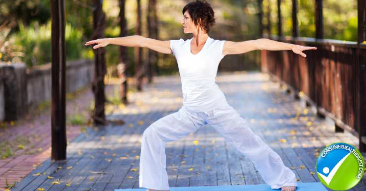 10 Yoga Moves to Fight Aging