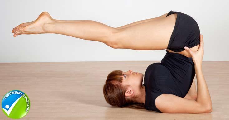Plow Yoga
