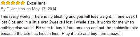 Jenkins Customer Review