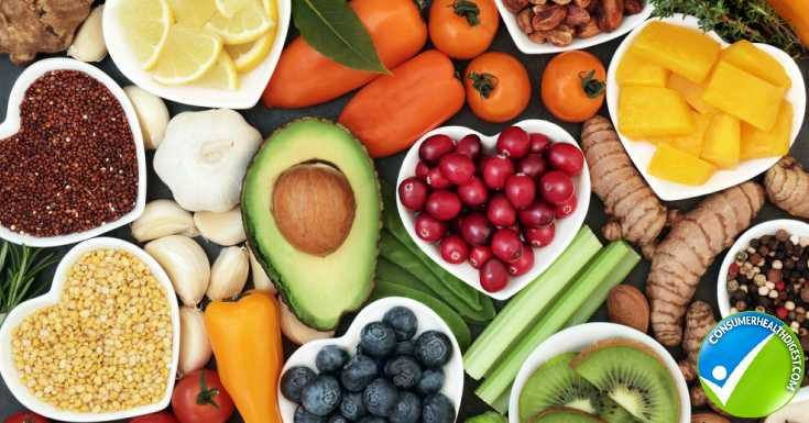 Natural Foods are Good Antioxidant