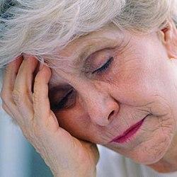 Women Experience Fatigue