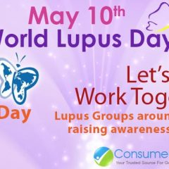 World Lupus Day – Let's Get Together to Raise the Awareness!