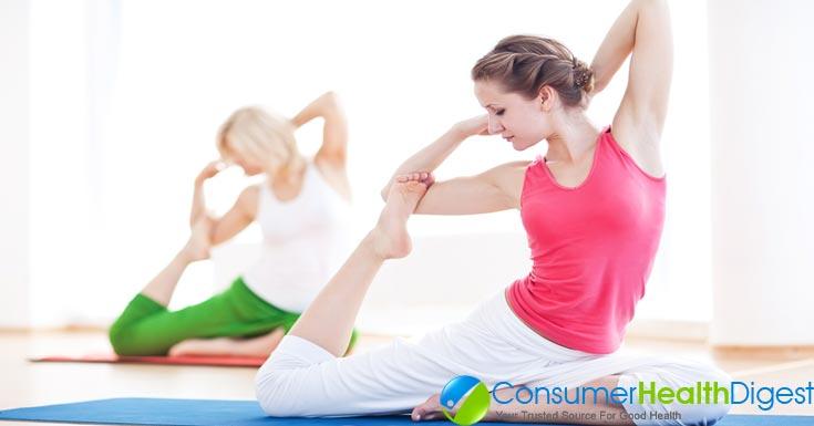 Yoga Asanas That Fight Ageing Process