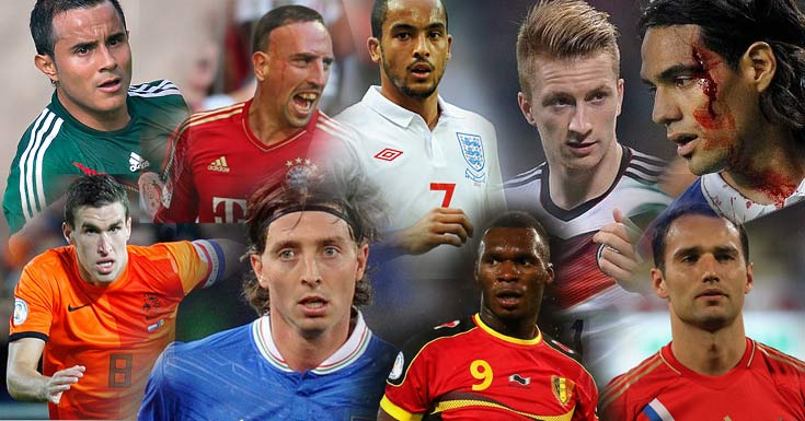 2014 FIFA World Cup: Major Injuries Affecting Players on Field!