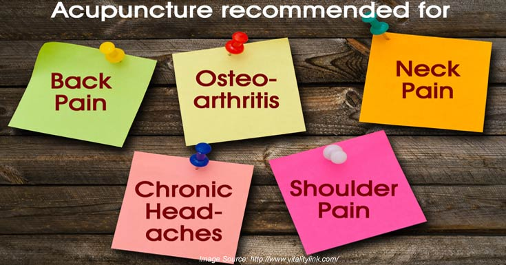Role of Acupuncture