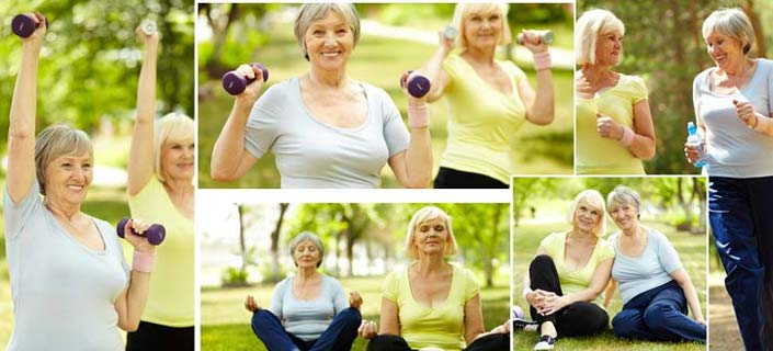 Exercise Benefit Osteoarthritis