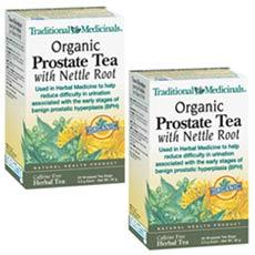 Organic Prostate Tea