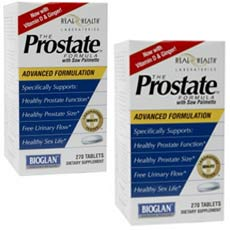 Real Health The Prostate Formula