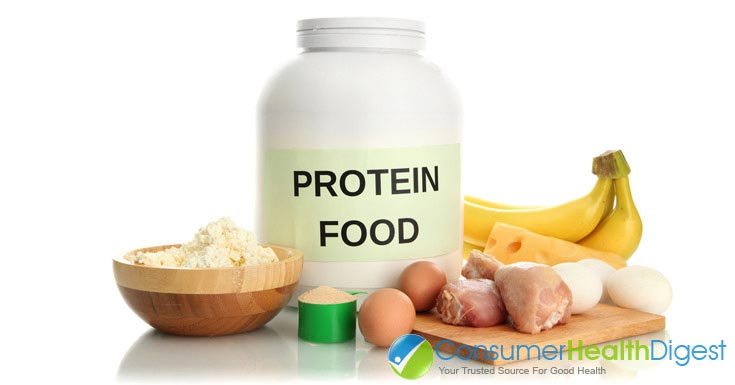 Eat a Lot of Protein