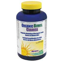 Organic Bowel Cleanse