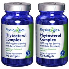 PhysioLogics Phytosterol Complex
