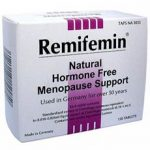 Remifemin Natural Hormone Free Menopause Support*