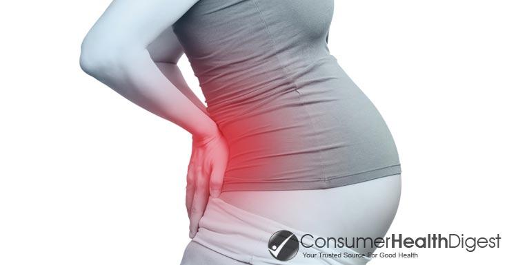 боль в пояснице 21 неделя беременности