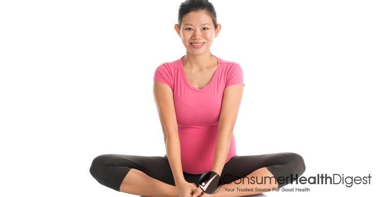 Butterfly Position In Pregnancy Pregnancy Yoga:...