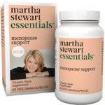 Martha Stewart Essentials Menopause Support* Supplement