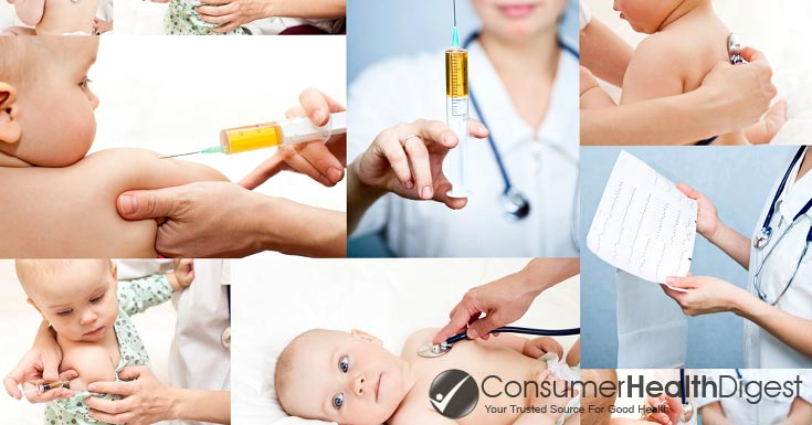 MMR Vaccines Causes Autism
