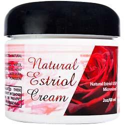 Natural Estriol Cream