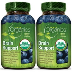 Organic Brain Support