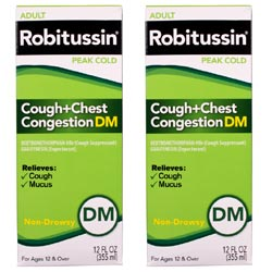 Pregnant Robitussin 87