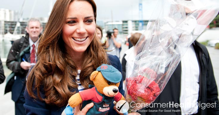 Kate Middleton Three Months Pregnant With Second Child