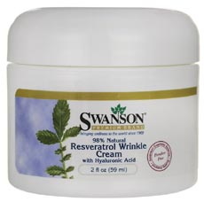 Resveratrol Wrinkle Cream