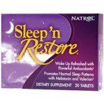 Sleep N Restore Reviews