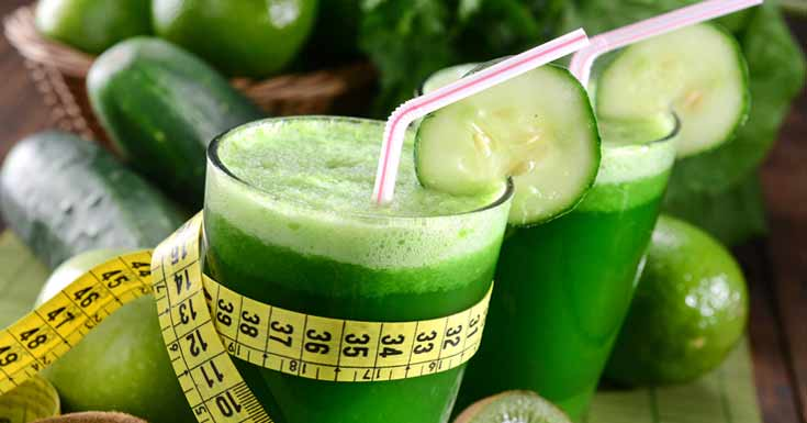 7 Best Foods For Body Detoxification