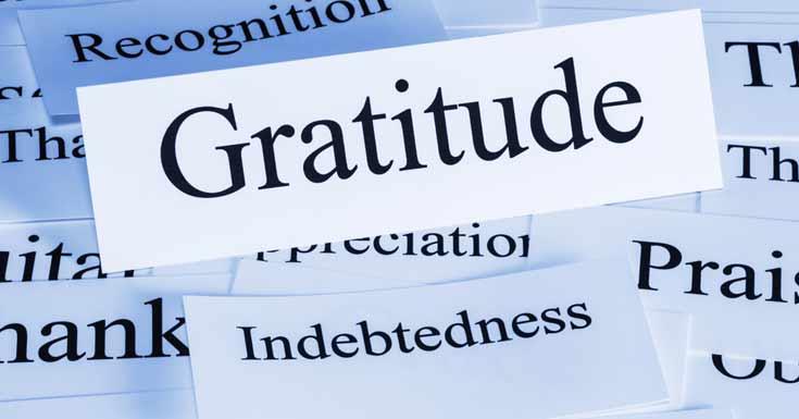 Health with Gratitude