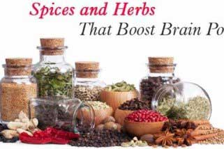 Spices and Herbs that Boost Brain Power