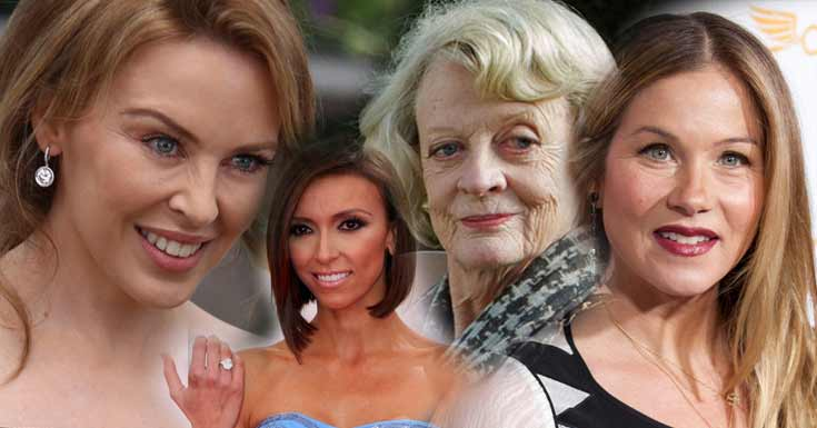 10 Celebrities Who Have Battled Breast Cancer