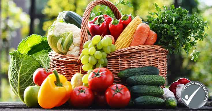 Eat lots of Vegetables