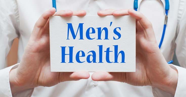 TOP MEN'S HEALTH ISSUES