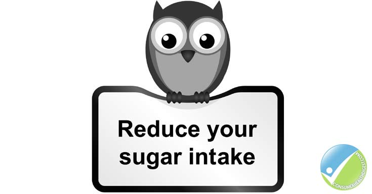 Reduce* Sugar Intake