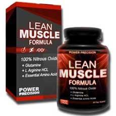 Power Precision Lean Muscle Formula