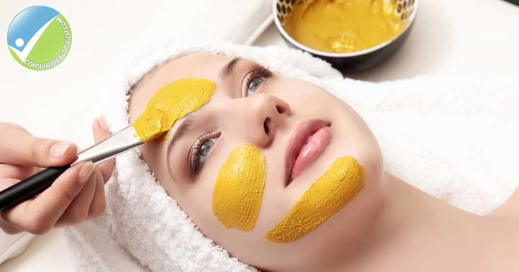 honey Milk masque and facial