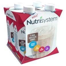 Manufacturer Information and Claims about Nutrisystem Protein Shakes